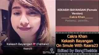 Download lagu Kekasih Bayangan - Cakra Khan On Smule With Raara23