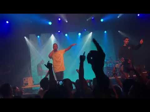 Richie Campbell ft. Slow J - Water (Ao Vivo - HARD CLUB)