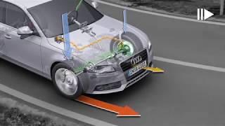 Sistema ESC con Diferencial Electrónico de Deslizamiento Limitado