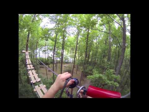 Go Ape  Rope Course in Bear Delaware