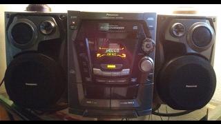 How to fix Panasonic SAAK300 will not power on