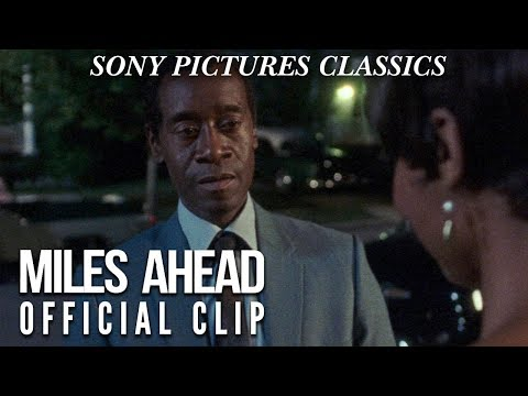 "Miles Ahead |  ""Now You Don't Have To Stare"" Official Clip HD (2016)"