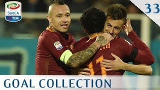 GOAL COLLECTION - Giornata 33 - Serie A TIM 2016/17 streaming