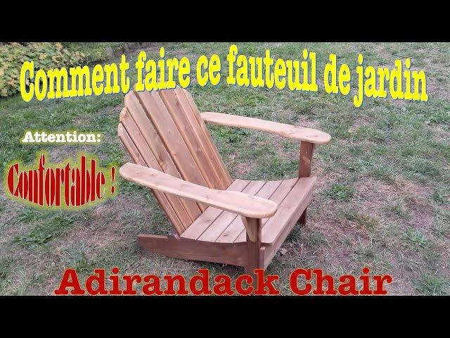 Chaise De Jardin Bois Meilleurs Choix » Teknik Corp