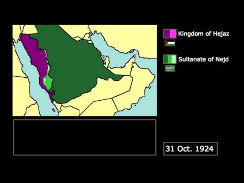 [Wars] The Saudi Conquest of Hejaz (1924-1925): Every Week
