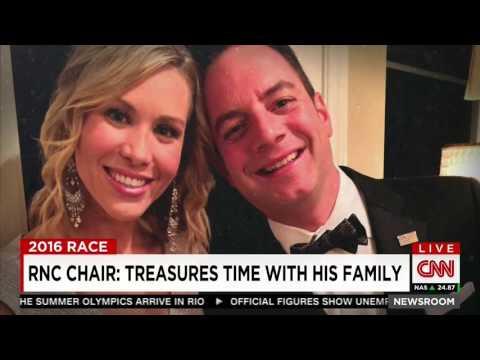 RNC Chairman Reince Priebus CNN Profile (Full Segment)