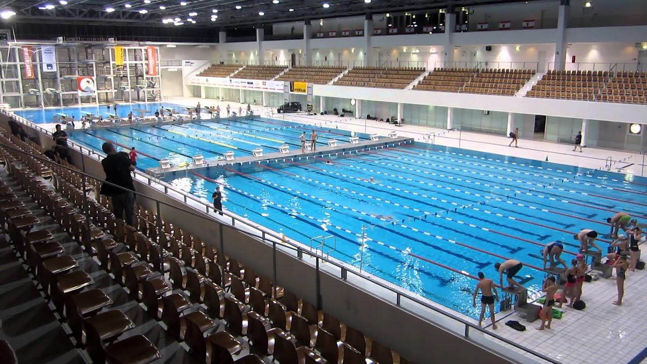 Berlin | Europasportpark | Schwimm- und Sprunghalle | 16 ...