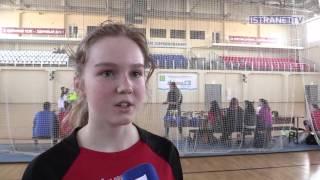 Первенство ДЮСШ Истринского района по гандболу среди юношеских женских команд