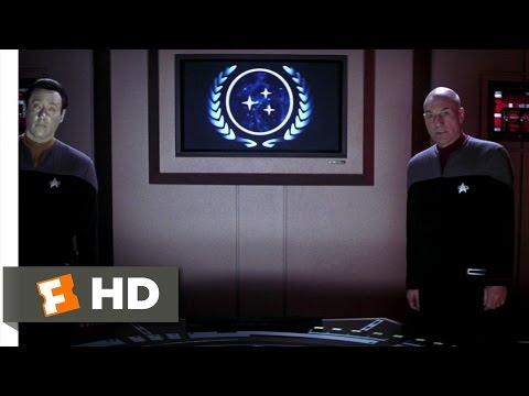 Star Trek: Nemesis (2/8) Movie CLIP - I Aspire To Be Better Than I Am (2002) HD