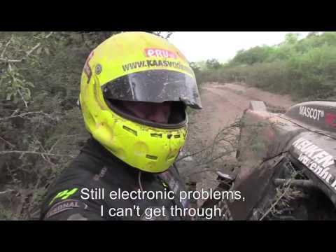 Dakar 2016 Авария грузовика! Смотреть. Эксклюзив!