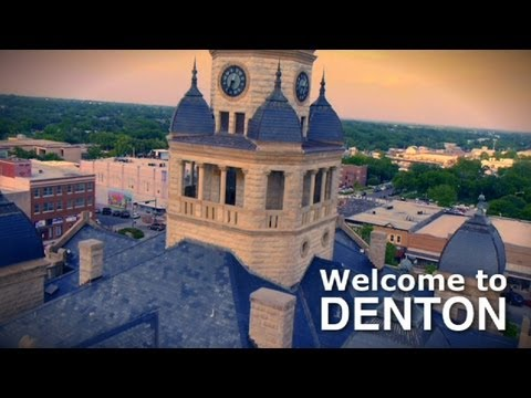 Welcome to Denton