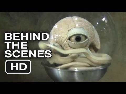 Men In Black 3 - Rick Baker's Aliens (2012) Will Smith Movie HD