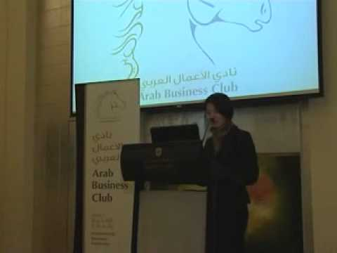 Arab Business Club networking event Dubai 24 November 2010 p
