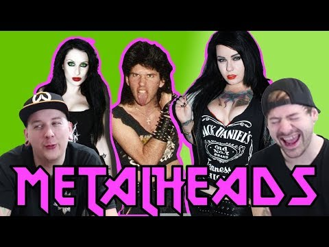 How Many Types Of Metalheads Exist?!