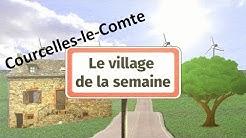 Le village de la semaine - Courcelles-le-Comte
