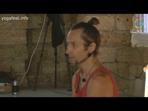Михаил Баранов - Пранаяма - традиционные техники и современный подход. Йога-радуга 2016