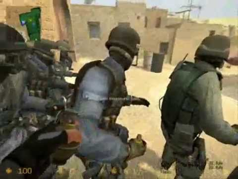 Counter Strike Source Tutorial: Bot Control