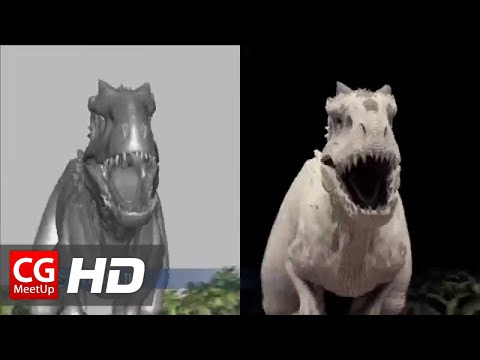 "CGI VFX Breakdown HD: ""JURASSIC WORLD VFX Breakdown"" Indominus Rex by ILM"