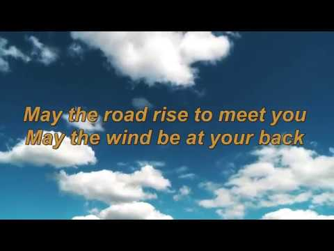 may the road rise to meet you acapella tv