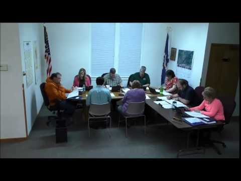 City Council Meeting - March 9, 2015