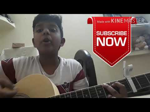 How to play Pehli Mohabbat by Darshan Raval on Guitar.