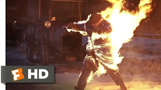 Hoffa (1/5) Movie CLIP - Explosive Accident (1992) HD