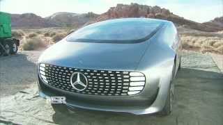 Repeat youtube video Nightly Business Report: Mercedes unveils driverless car
