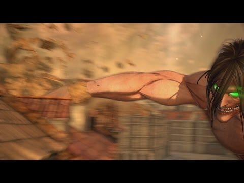 Attack on Titan - E3 Trailer