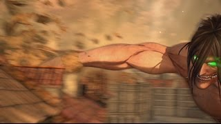 Attack on Titan - E3 Trailer thumbnail