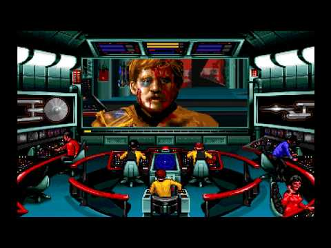 Star Trek Judgement Rites DOS game replaced with TOS TV show music