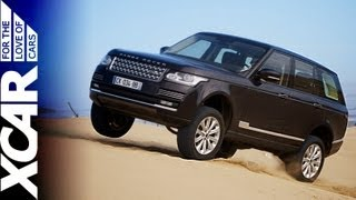 New Range Rover: The Most Capable Car On The Planet? - XCAR