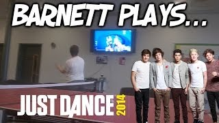 "TIGN EXTRA - BARNETT PLAYS... ""JUST DANCE 2014"" (Playstation 3)"