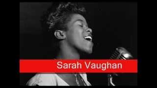 Sarah Vaughan: Ain