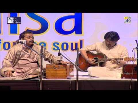 Hariharan Ghazals | Kaash Aisa Koi Manzar Hota | LIVE | Idea Jalsa | Art and Artistes