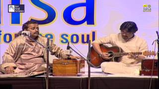 Hariharan LIVE Performance - Kaash Aisa Koi Manzar Hota Song | Taal : Dadra | Idea Jalsa, Kolkata