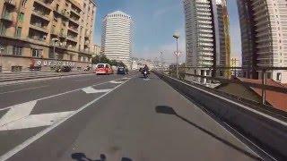 Путешествие на мотоцикле 3 (Италия, город Генуя и Лигурийское море)(Это третий день недельного путешествия на мотоцикле совместно с братом. Этот день путешествия начинается..., 2013-11-12T01:16:16.000Z)