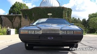 Aston Martin Lagonda Exposed