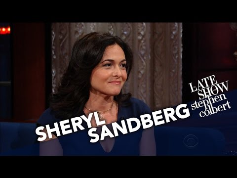 Download Youtube: Sheryl Sandberg: If We Grow Old, We Are Lucky
