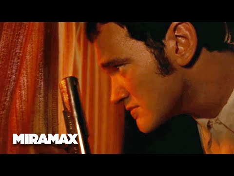 From Dusk Till Dawn | 'Come On In, Lovers' (HD) - George Clooney, Quentin Tarantino | MIRAMAX