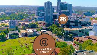 For Sale: 9 Campbell Street, Parramatta   Modern Apartment Block in the Heart of Parramatta CBD