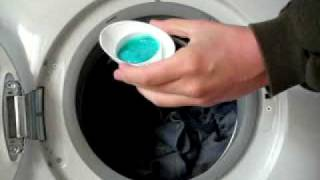 Washing Jeans with Ariel Excel Gel