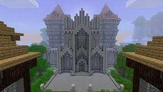видео: Minecraft 1.0.0 потайная комната на ключе.