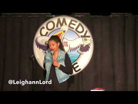 Leighann Lord Live at the Comedy Cove