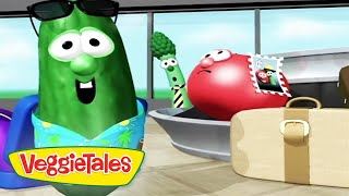 Veggietales | The Hairbrush Song | Silly Songs With Larry Compilation | Videos For Kids