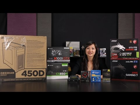 How to Build a PC: Epic X99S & DDR4 PC Platform!