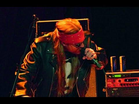 "Appetite For Destruction – ""NIGHTRAIN"" Live @ Throttle Fest 2015 in Myrtle Beach SC"
