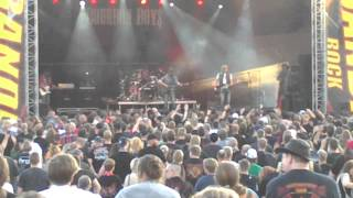 Bourbon Boys - Hillbilly Heart (Rockstad Falun 2012)