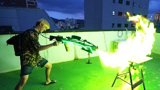 Real Future Flamethrower