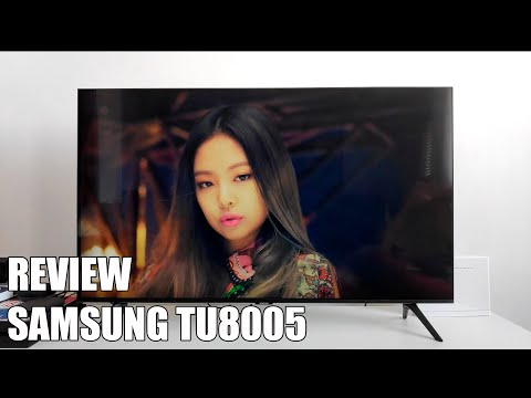 Review Samsung TU8005 Nueva Television 4K UHD HDR Smart TV 2020