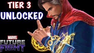 IS TIER 3 DOCTOR STRANGE  A GOOD INVESTMENT 🤔 | Marvel Future Fight